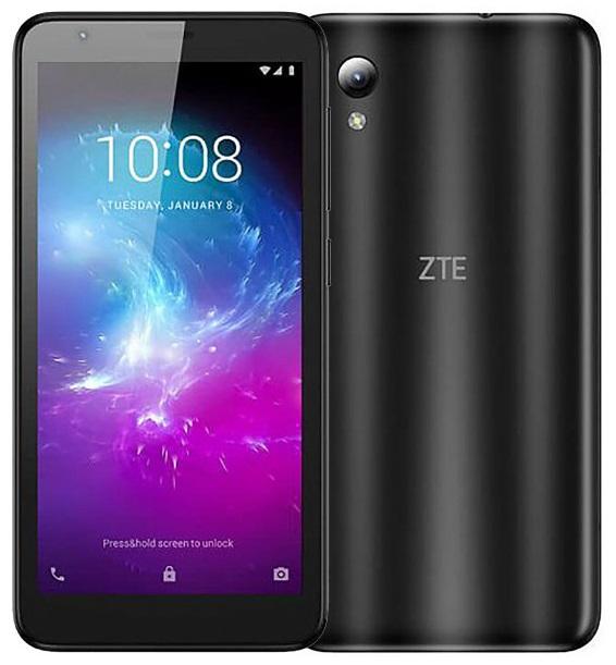 Смартфон ZTE Blade L8 1/16Gb Black стоимость