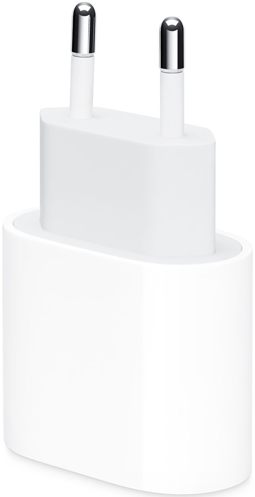 СЗУ Apple 18W USB-C Power Adapter White (MU7V2ZM/A) фото