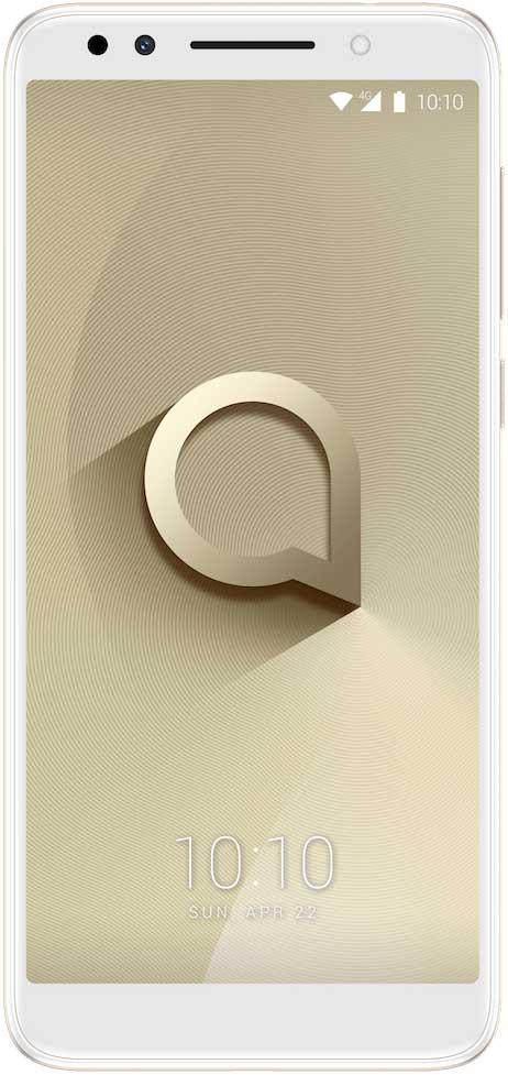 Смартфон Alcatel 3X (5058I) Gold 5058I