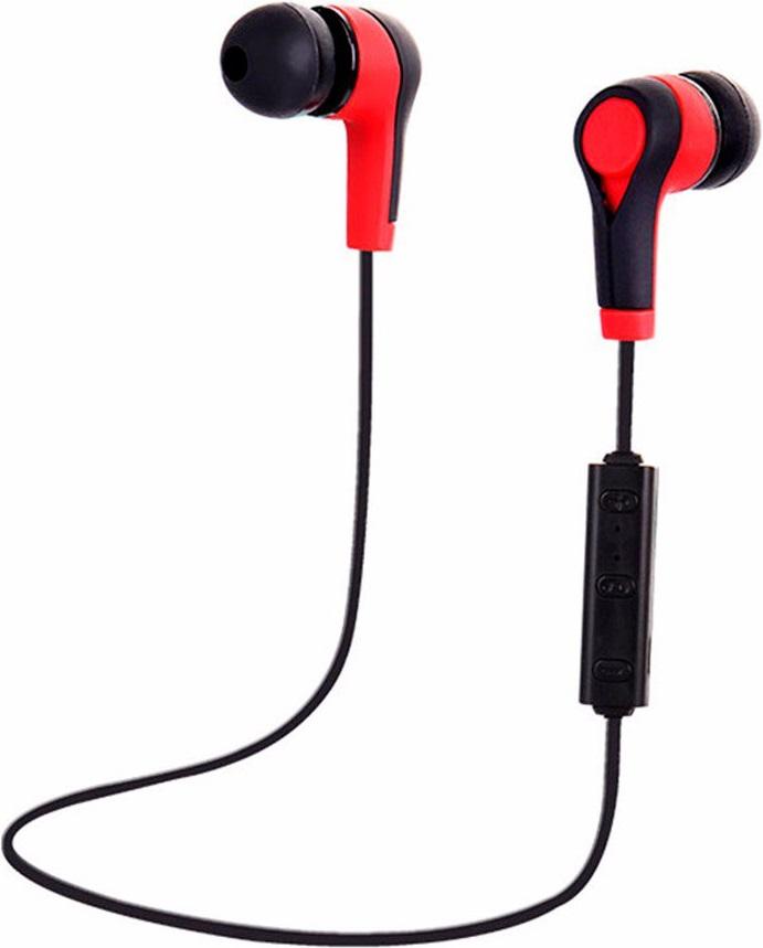 Беспроводные наушники с микрофоном Smarterra BTHS-1 Black