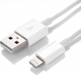 фото Дата-кабель RedLine USB - Lighting 8-pin White