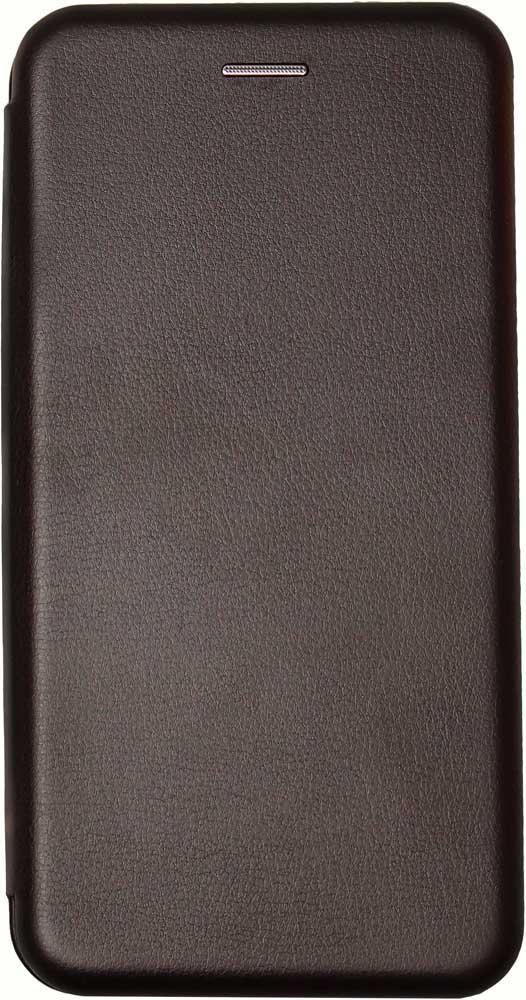 Чехол-книжка OxyFashion Shell Huawei P Smart Black аксессуар чехол для huawei p smart neypo brilliant silicone black crystals nbrl4679