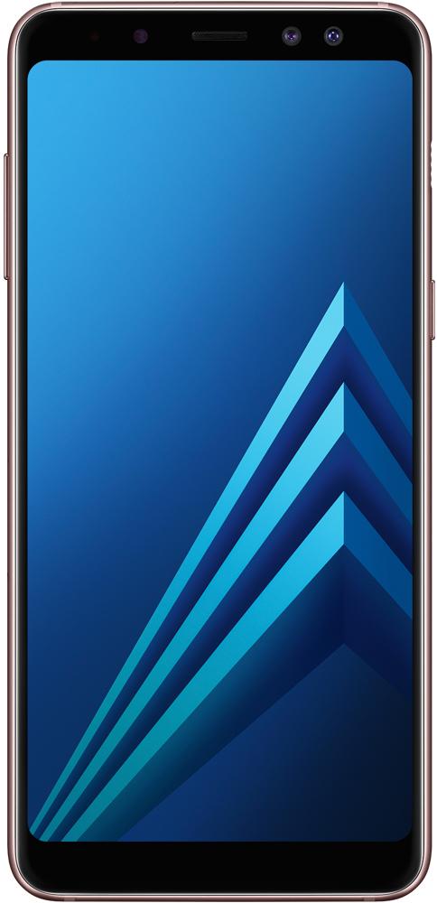 Смартфон Samsung Galaxy A8 (2018) 32GB Blue