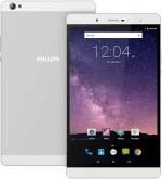 "фото Планшет Philips TLE 821L 8"" 16Gb LTE Silver"
