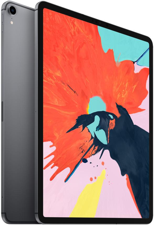"""цена на Планшет Apple iPad Pro 2018 Wi-Fi Cell 12.9"""" 512Gb Space Grey (MTJD2RU/A)"""