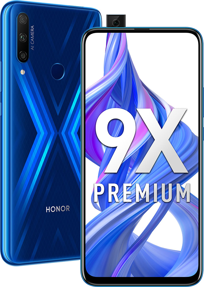 Honor 9X Premium 6/128Gb Blue