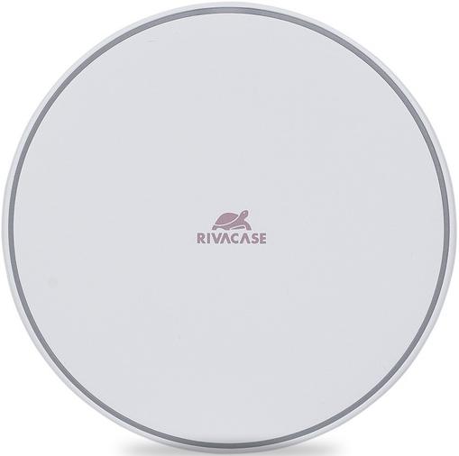 Беспроводное зарядное устройство Rivacase Rivapower VA4912 White зарядное устройство rivacase rivapower 2xusb 2400ma white va4122 w00