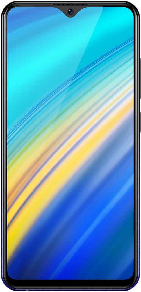 Смартфон Vivo Y91 3/64Gb Black смартфон