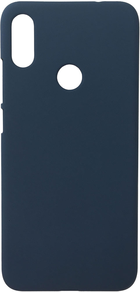 Клип-кейс OxyFashion Xiaomi Redmi Note 7 пластик Blue фото
