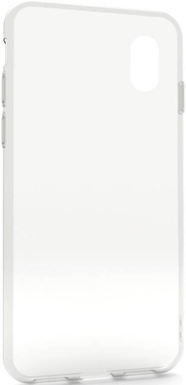 Клип-кейс Vili iPhone X прозрачный клип кейс vili silicone case iphone x navy blue