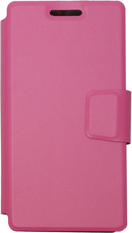 цена на Чехол-книжка OxyFashion SlideUP универсальный размер S 3,5-4,3 Pink