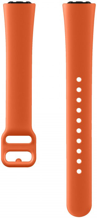 Ремешок для фитнес-трекера Samsung Galaxy Fit ET-SU370M спортивный Orange фото