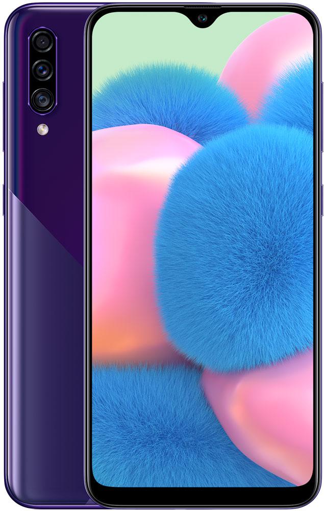 Смартфон Samsung A307 Galaxy A30s 3/32Gb Violet