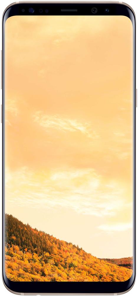 Смартфон Samsung Galaxy S8+ 64GB Gold