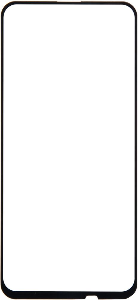 Стекло защитное RedLine, Honor 9X 2.5D черная рамка, стекло защитное, 0317-2597  - купить со скидкой