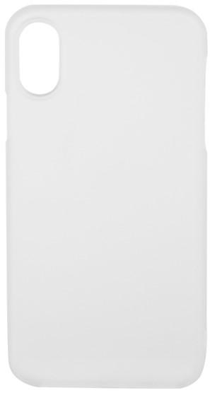 Клип-кейс Vipe для Apple iPhone XS силикон прозрачный