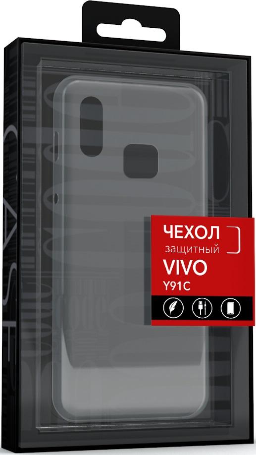 Клип-кейс Code Vivo Y91C прозрачный фото