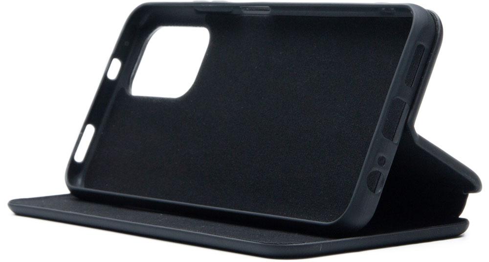 Чехол-книжка Borasco Xiaomi Redmi Note 10 ShellCase Black фото 5