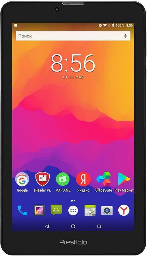 Планшет Prestigio Wize 7 8Gb LTE Black планшет