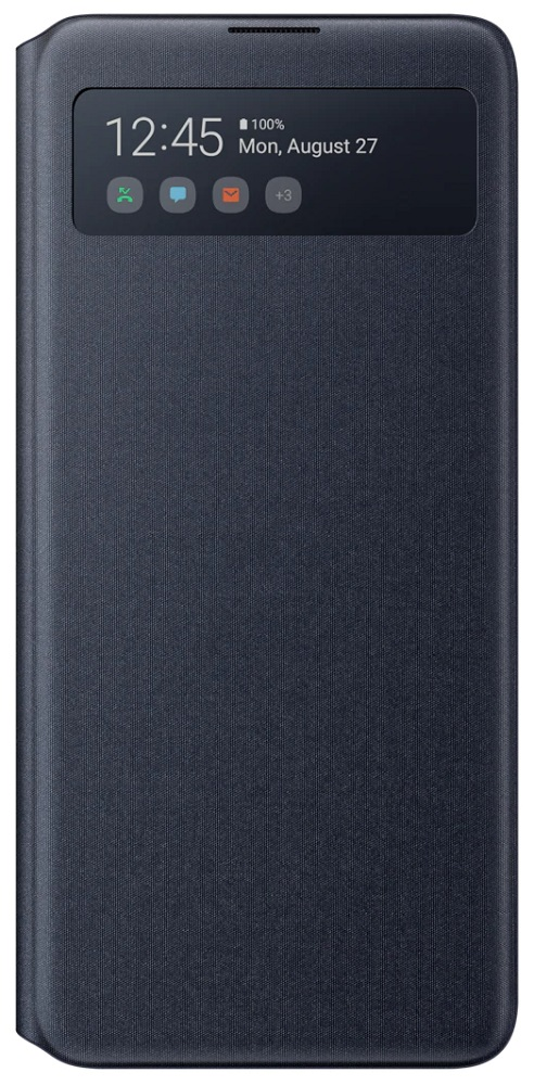Чехол-книжка Samsung Galaxy Note 10 Lite Black (EF-EN770PBEGRU) фото