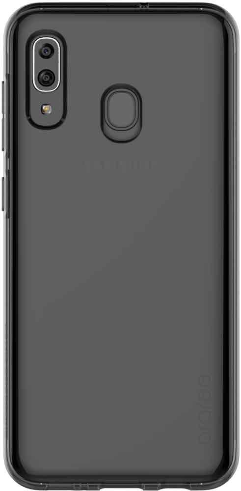 Клип-кейс Araree Samsung Galaxy A30 TPU GP-FPA305K Black клип кейс araree samsung galaxy a10 gp fpa105k purple