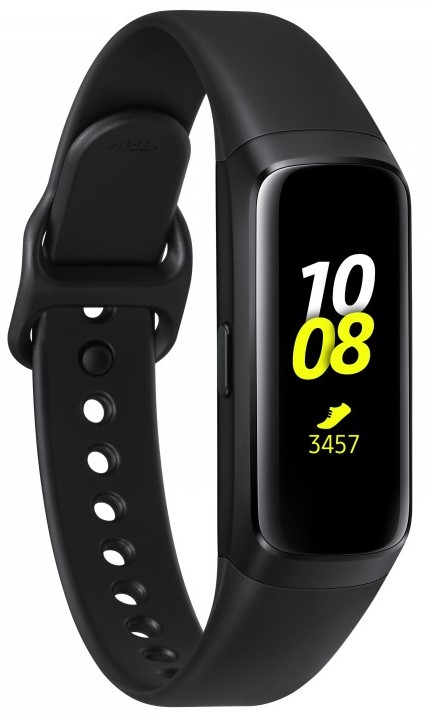 Фитнес-браслет Samsung Galaxy Fit SM-R370N Black фото
