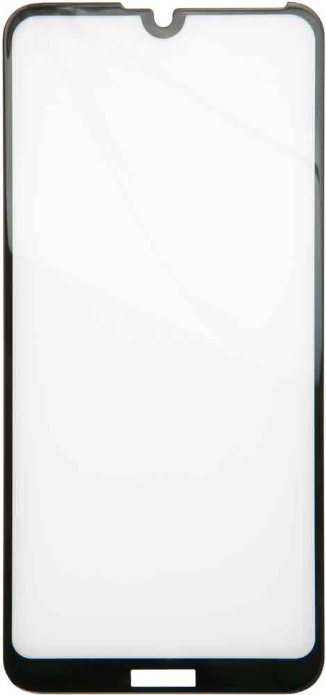 Стекло защитное RedLine Huawei Y7 2019 3D Full Glue черная рамка все цены