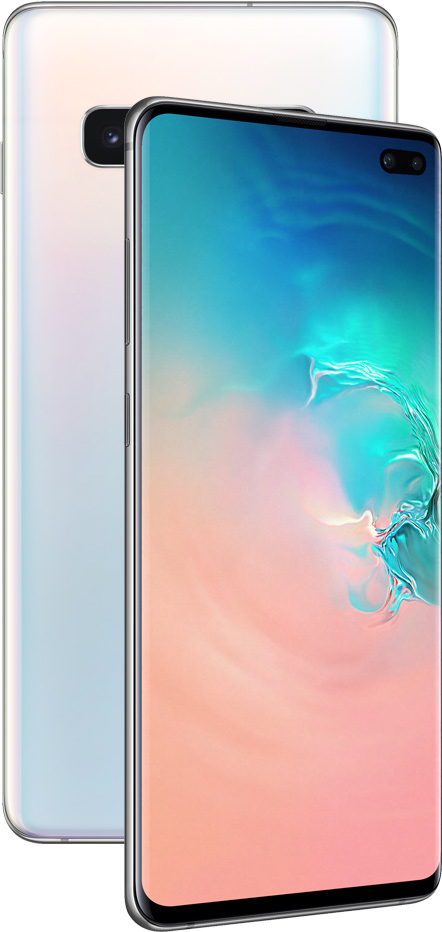 Смартфон Samsung G975 Galaxy S10 Plus 8/128Gb Перламутр