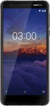 фото Смартфон Nokia 3.1 16 Gb Black