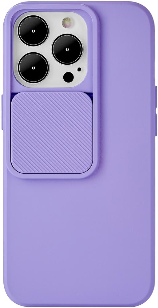 Клип-кейс uBear iPhone 13 pro Touch Shade Case Purple
