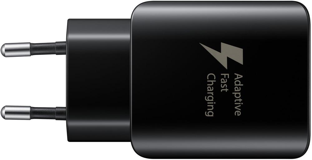 СЗУ Samsung EP-TA300CBEGRU USB Type-C с функцией быстрой зарядки Black