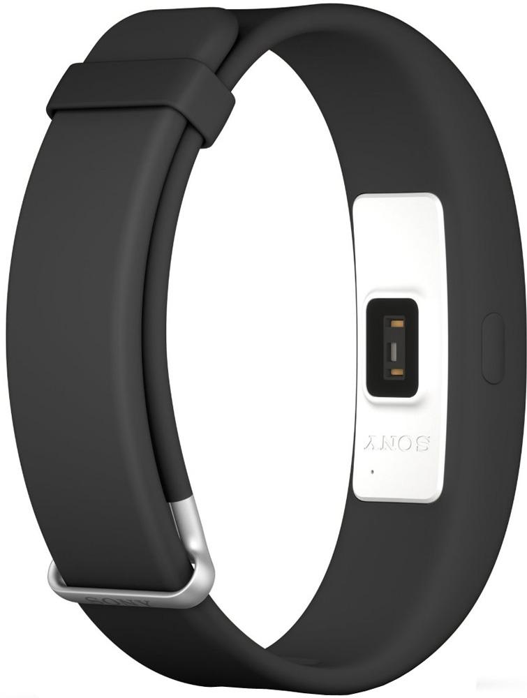 Фитнес браслет Sony SmartBand 2 black стоимость