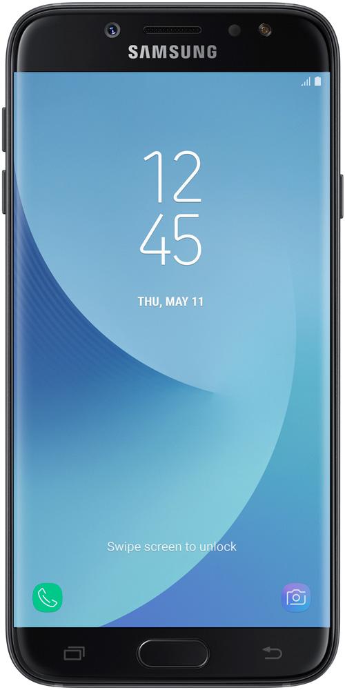 Смартфон Samsung Galaxy J7 (2017) J730 Black