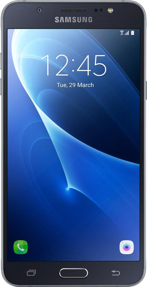 Смартфон Samsung Galaxy J7 (2016) J710FN/DS Black