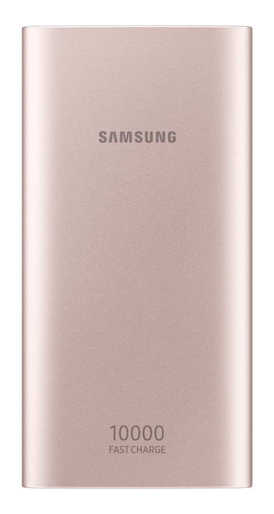 Внешний аккумулятор Samsung EB-P1100CPRGRU 10000 mAh Type-C pink аккумулятор samsung microusb 11300 mah white sam eb pn915bwrgru