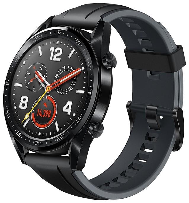 Часы Huawei Watch GT Dark Grey фото