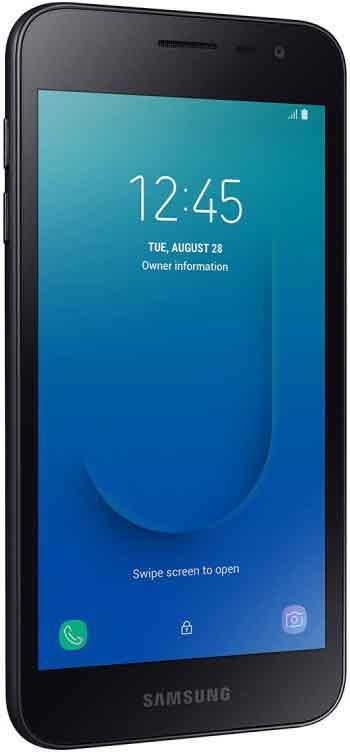 Купить Смартфон Samsung J260 Galaxy J2 Core 1/8Gb Black в России