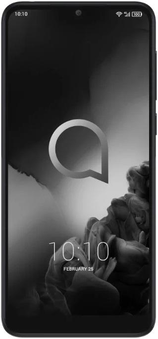Смартфон Alcatel 3L 5039D 2/16Gb Black фото
