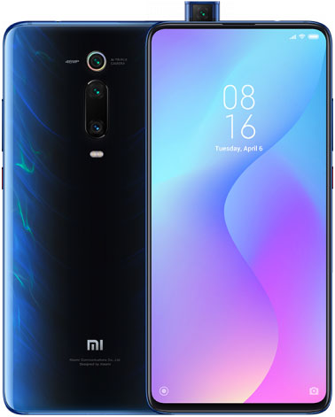 Фото - Смартфон Xiaomi Mi9T 6/128Gb Blue объектив