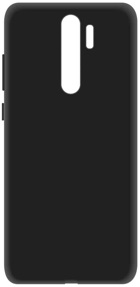 Клип-кейс LuxCase Xiaomi Redmi Note 8 Pro силиконовый Black фото