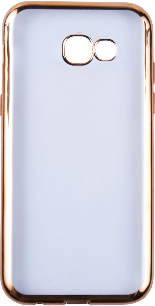 Клип-кейс OxyFashion для Samsung Galaxy A5 2017 кант Gold стоимость