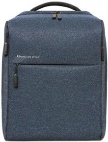 Рюкзак Xiaomi Mi City Backpack 15 dark-blue рюкзак xiaomi mi mini backpack 10l light blue