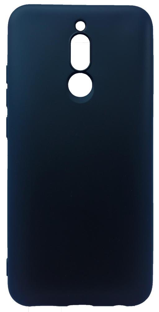 цена на Клип-кейс OxyFashion Xiaomi Redmi 8 Black