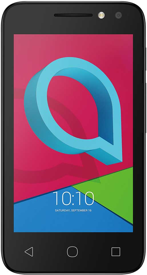 Смартфон Alcatel U3 3G 4034D Dual sim Black