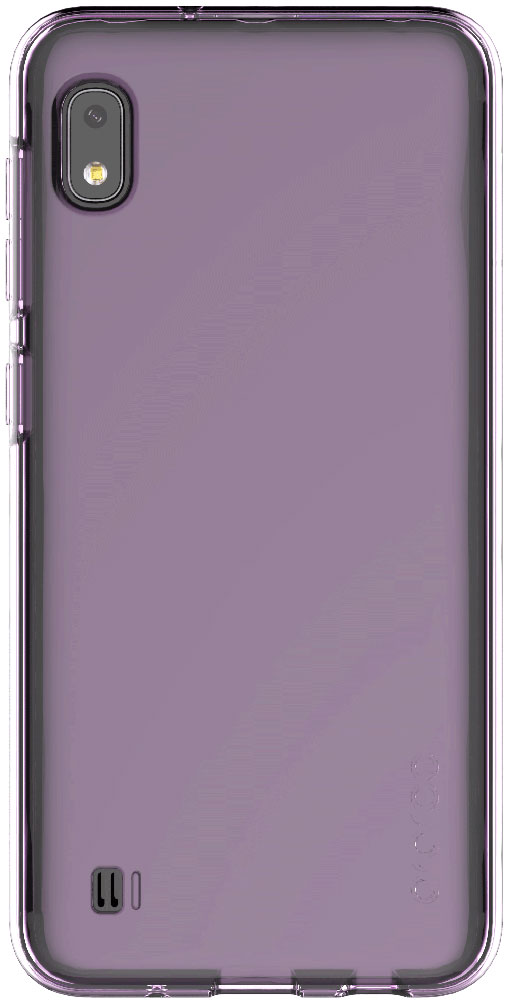 Клип-кейс Araree Samsung Galaxy A10 GP-FPA105K Purple фото