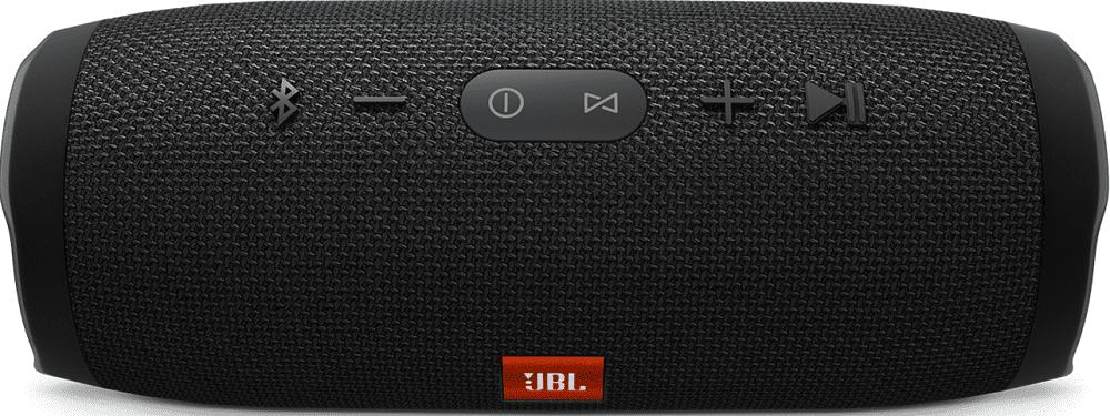 Портативная акустическая система JBL Charge 3 Black акустическая система jbl charge 3 бирюзовый jblcharge3tealeu