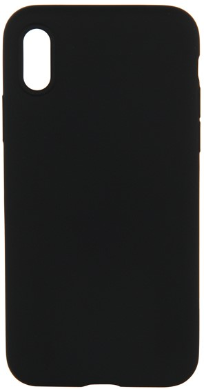 Клип-кейс Vipe для Apple iPhone XS TPU black клип кейс gresso apple iphone 5 se tpu black