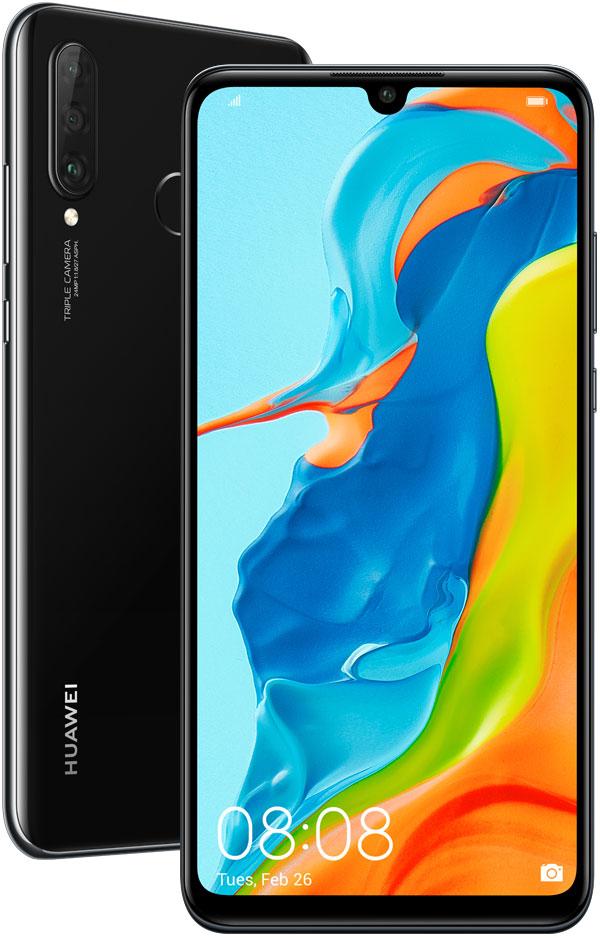 Смартфон Huawei P30 Lite 6/256Gb Black