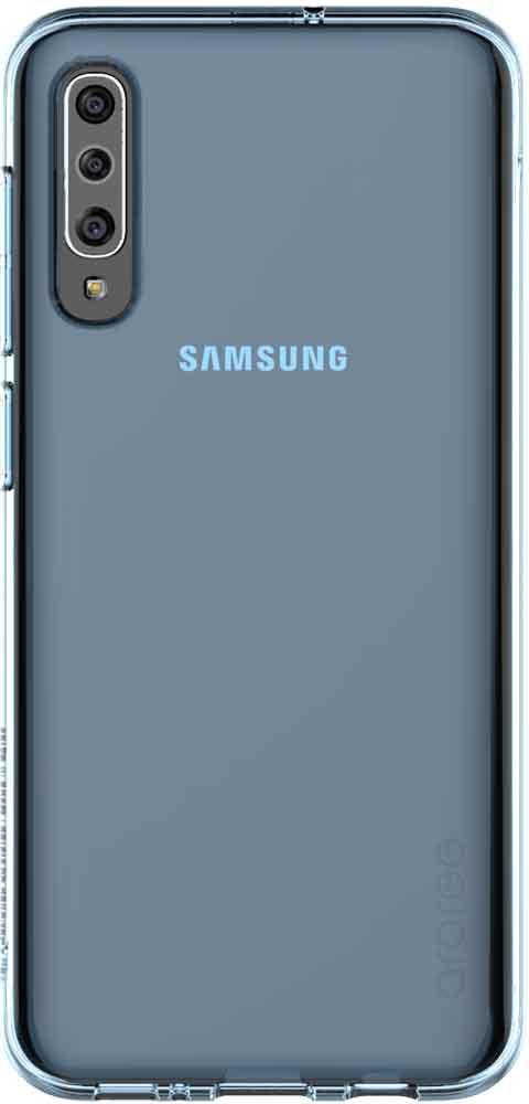 Клип-кейс Araree Samsung Galaxy A50 GP-FPA505K TPU Blue клип кейс araree samsung galaxy a50 gp fpa505k tpu blue