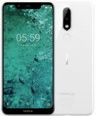фото Смартфон Nokia 5.1 Plus 32Gb white